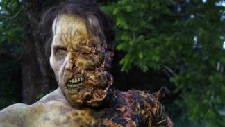 Zombies de la octava temporada de The Walking Dead