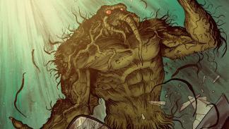 Las caras de la torre de El Gran Maestro en Thor: Ragnarok