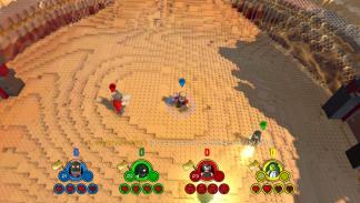 LEGO Marvel Super Heroes 2 - Capturar las Gemas del Infinito en el Batallorium