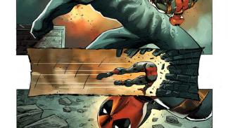 Masacre: Mal Rollo - La novela gráfica de Deadpool