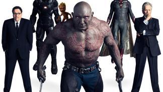 Reportaje Vanity Fair Vengadores: Infinity War