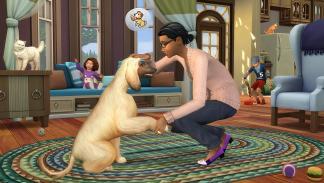Sims 4 Perros y gatos trucos