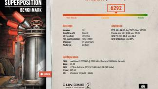 Benchmark de Gigabyte Aero 15X - eSports