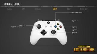 Controles de PUBG en Xbox One - eSports
