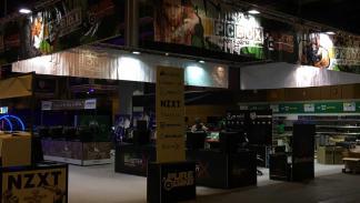 Fanzone de equipos en Gamergy 8 - eSports