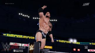 WWE 2K18 en Nintendo Switch