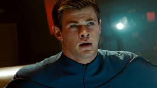 Chris Hemsworth en Star Trek