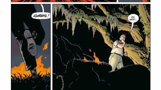 Hellboy: Burning Season #1