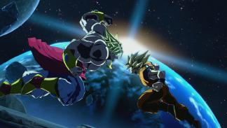 Dragon Ball FighterZ - DLC de Broly y Bardock