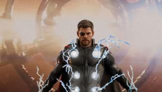 Thor Vengadores: Infinity War. Hot Toys