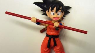 Dragon Ball - Goku de SHFiguarts