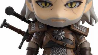 Geralt de Rivia del videojuego The Witcher 3: Wild Hunt