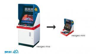 Neo Geo Mini - esports