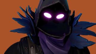 Skins de Fortnite - Raven
