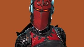 Skins de Fortnite - Red Knight