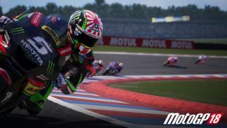 Moto GP 18 4