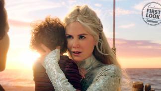La reina Atlanta (Nicole Kidman) en Aquaman