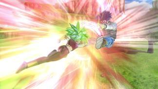 Kefla en Dragon Ball Xenoverse 2