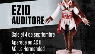 Figuras de Assassin's Creed de Salvat