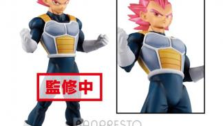 Dragon Ball Super Broly figuras
