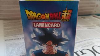 Dragon Ball Super lamincards