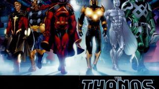 El Imperativo Thanos - Galería de imágenes