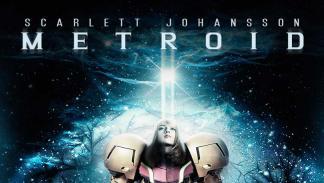 Scarlett Johansson en Metroid