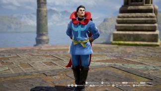 Doctor Extraño en Soul Calibur VI