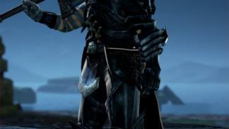 Guts en Soul Calibur VI