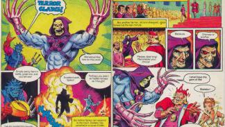 He-Man y los Másters del Universo Vol. 3: Los Minicómics