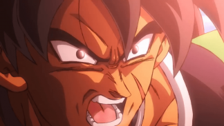 Dragon Ball Super Broly - Tráiler Blizzard