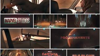 Tráiler Capitana Marvel versión cómic