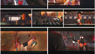 Tráiler Spider-Man: Un nuevo universo versión cómic