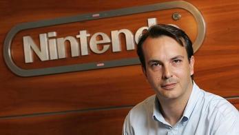 Rafael Martínez Nintendo España