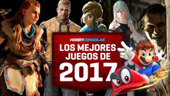 Mejores juegos 2017 más esperados 2018