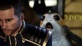 Fans enfadados - Star Wars y Mass Effect
