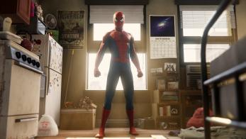 Spiderman PS4 inicio perfecto