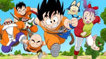Dragon Ball - Nota de todas las sagas