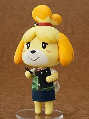 Isabelle animal cross shape