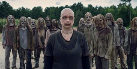 The Walking Dead - Alpha y los Susurradores