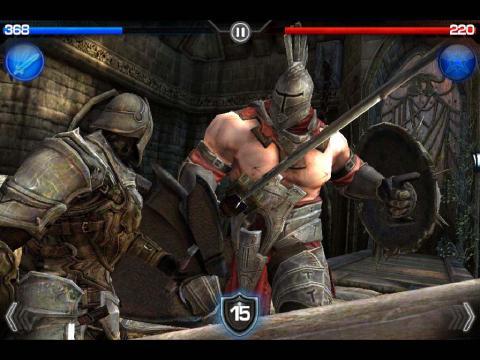 Sin Infinity Blade en Android, por ahora - HobbyConsolas Juegos