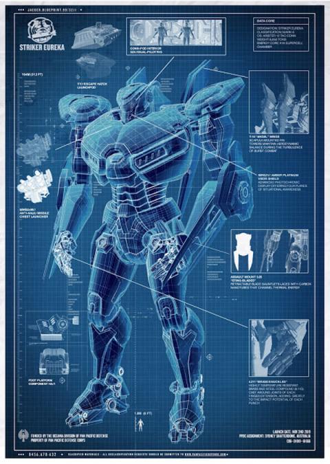 Así Son Los Robots Gigantes De Guillermo Del Toro