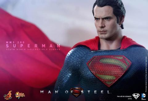 Man of Steel: Superman de Hot Toys - HobbyConsolas