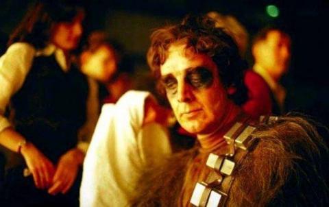 Chewbacca en Twitter, fotos inéditas de Star Wars