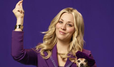 Kaley Cuoco será la imagen de Toyota en la Super Bowl 2013