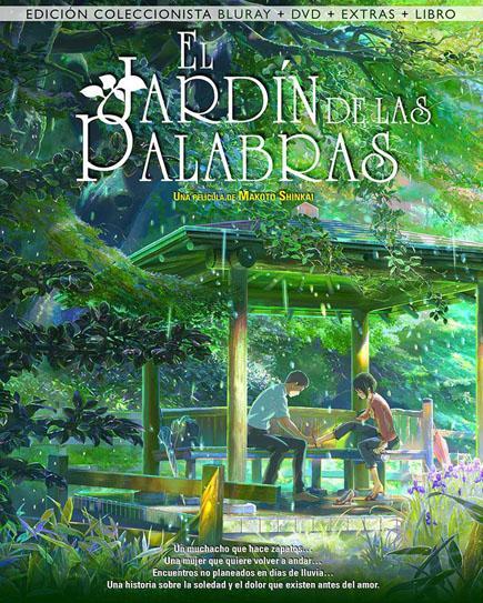 Edicion En Castellano De El Jardin De Las Palabras Hobbyconsolas Entretenimiento