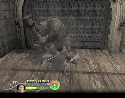Los Mejores Juegos De El Señor De Los Anillos Sombras De Mordor Las Dos Torres Hobbyconsolas Juegos