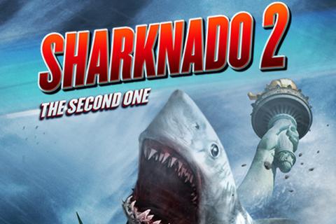 Maratón de películas de tiburones en SyFy - HobbyConsolas