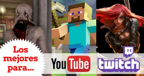Los Mejores Juegos Para Youtube Y Twitch Los Mejores De E Sports Top 10 Hobbyconsolas Juegos