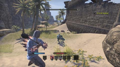 Análisis de The Elder Scrolls Online Tamriel Unlimited para Xbox One